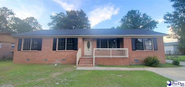 1019 Beauvoir Drive, Florence, SC 29501 (MLS #20212312) :: The Latimore Group