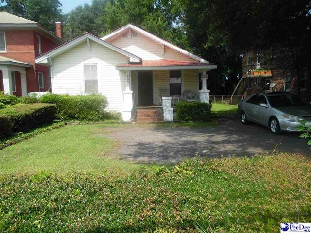 603 S Dargan Street, Florence, SC 29506 (MLS #20212323) :: Crosson and Co