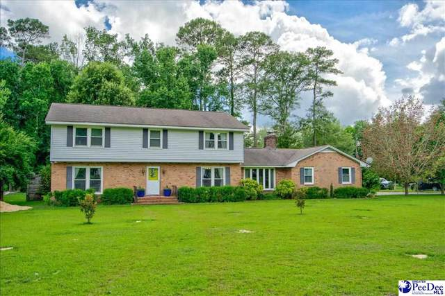 4204 Pine Needles Rd., Florence, SC 29501 (MLS #20212336) :: Coldwell Banker McMillan and Associates
