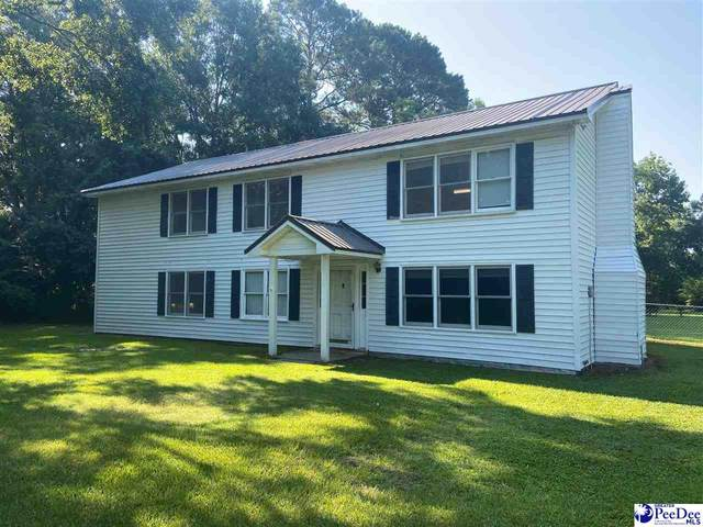 406 W Byrd Street, Timmonsville, SC 29161 (MLS #20212337) :: Crosson and Co