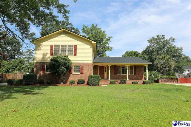 2007 W Sandhurst Drive, Florence, SC 29505 (MLS #20212364) :: Crosson and Co