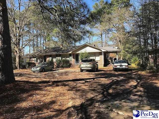 1121 Courtland Ave, Florence, SC 29501 (MLS #20212405) :: The Latimore Group