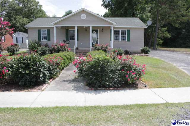 6036 Salem Rd., New Zion, SC 29111 (MLS #20212406) :: Crosson and Co