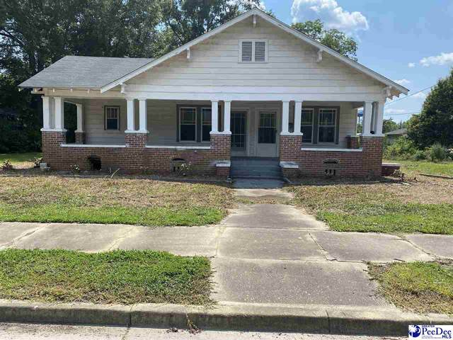 206 S Keith Street, Timmonsville, SC 29161 (MLS #20212416) :: Coldwell Banker McMillan and Associates