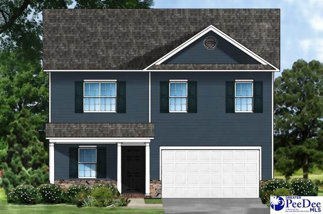 3852 Bobcat Trail, Timmonsville, SC 29161 (MLS #20212420) :: Crosson and Co
