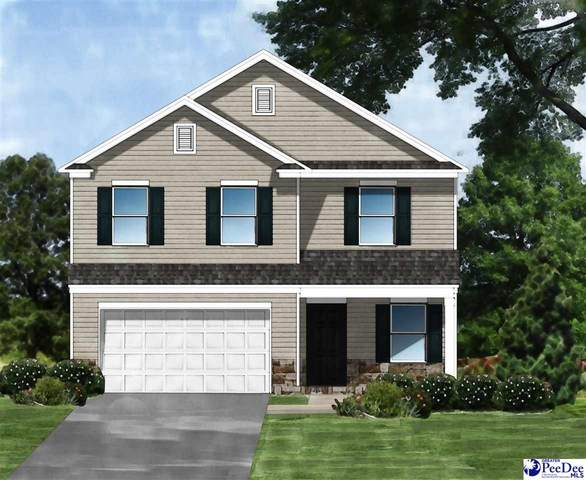 3860 Bobcat Trail, Timmonsville, SC 29161 (MLS #20212423) :: Crosson and Co
