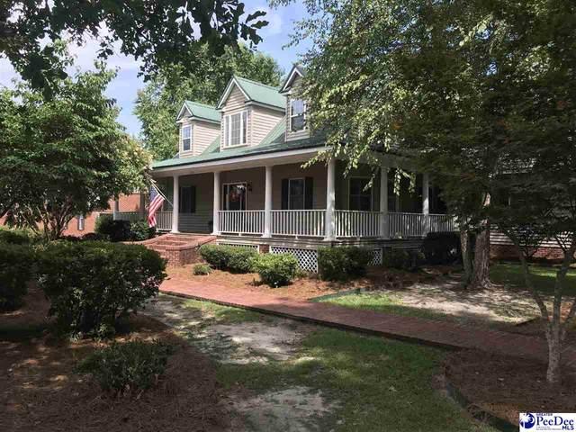 1215 Oakhaven Circle, Hartsville, SC 29550 (MLS #20212431) :: Coldwell Banker McMillan and Associates