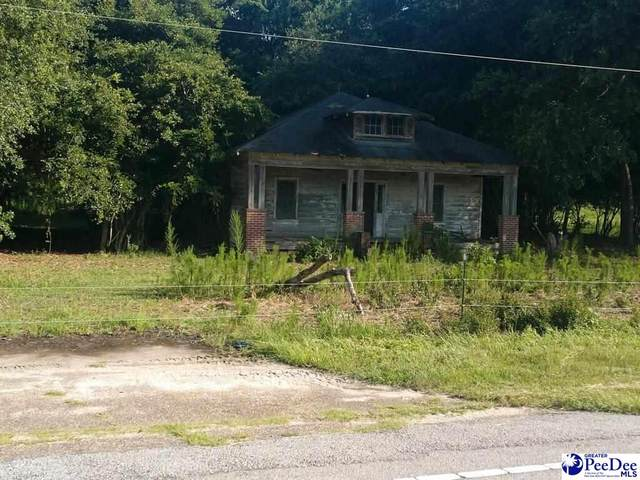 2178 Olanta Hwy., Turbeville, SC 29162 (MLS #20212453) :: Crosson and Co
