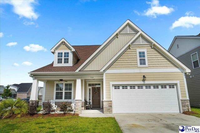 709 Bellemeade Circle, Florence, SC 29501 (MLS #20212460) :: Coldwell Banker McMillan and Associates