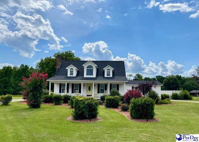 3461 Creech Rd, Marion, SC 29571 (MLS #20212482) :: Crosson and Co