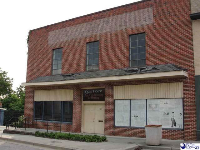 118 W Market St, Bennettsville, SC 29512 (MLS #20212493) :: Coldwell Banker McMillan and Associates