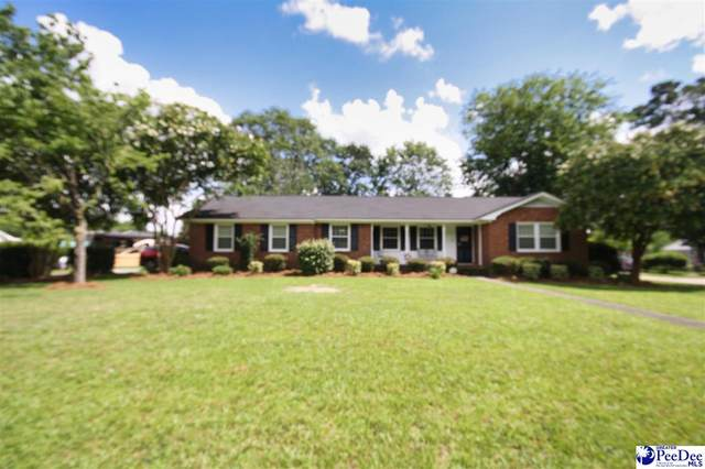 3032 Larkspur Road, Florence, SC 29501 (MLS #20212497) :: Coldwell Banker McMillan and Associates