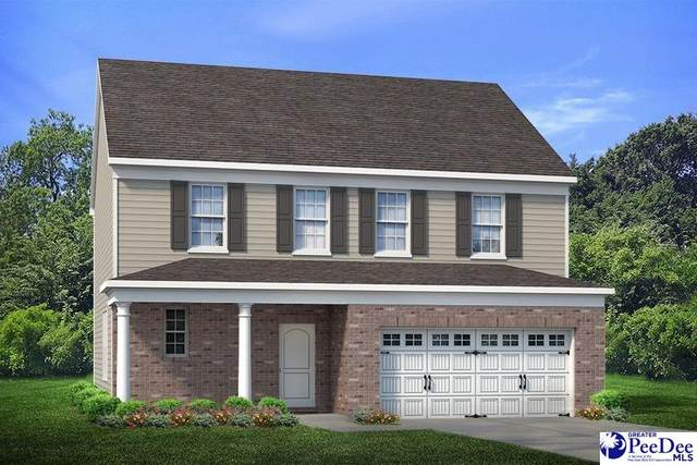 3065 Tidewater Ct, Florence, SC 29501 (MLS #20212506) :: Coldwell Banker McMillan and Associates