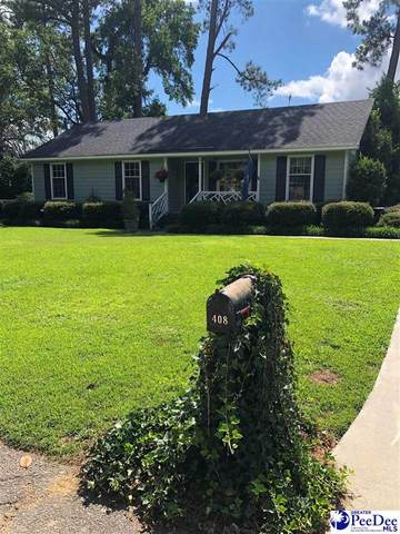 408 Somerset Place, Florence, SC 29501 (MLS #20212524) :: Crosson and Co