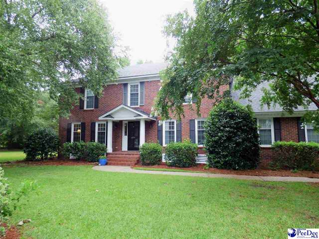 601 Ivanhoe Drive, Florence, SC 29505 (MLS #20212529) :: Crosson and Co