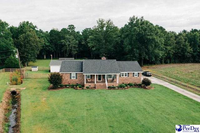 467 W Deer Rd, Timmonsville, SC 29161 (MLS #20212535) :: The Latimore Group