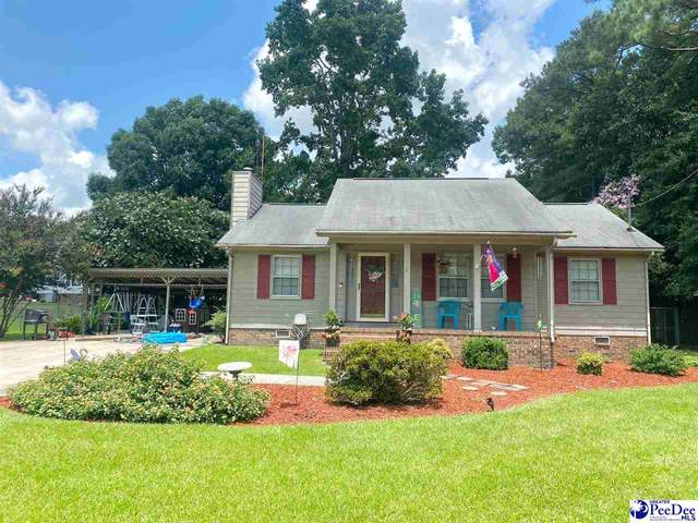 126 Forest Drive, Darlington, SC 29540 (MLS #20212536) :: The Latimore Group