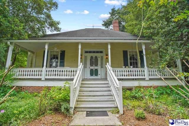 115 N Ervin Street, Darlington, SC 29532 (MLS #20212538) :: The Latimore Group