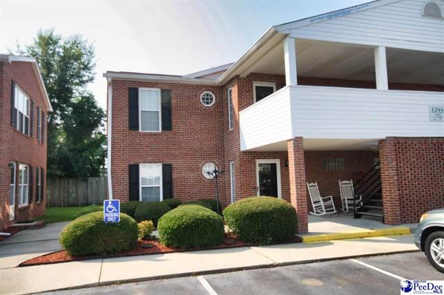 1244 Strada Amore Unit 3, Florence, SC 29501 (MLS #20212541) :: Coldwell Banker McMillan and Associates