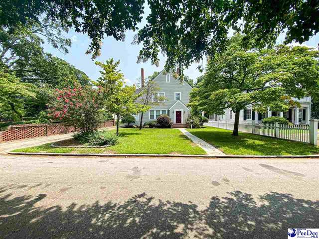 904 Madison Avenue, Florence, SC 29501 (MLS #20212546) :: Crosson and Co