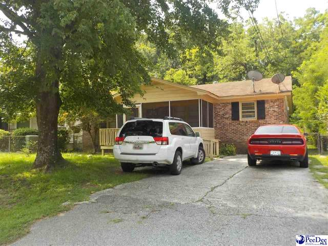 427 College Heights, Bennettsville, SC 29512 (MLS #20212548) :: Crosson and Co