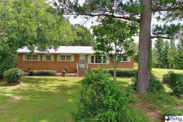 1337 Family Rd, Mcbee, SC 29101 (MLS #20212554) :: Crosson and Co