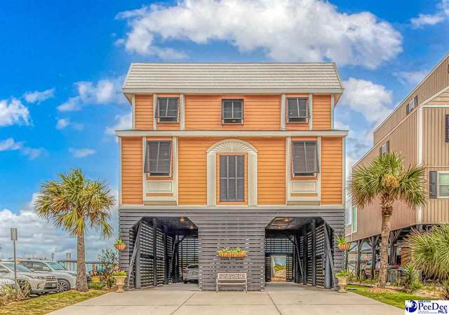 302 S Waccamaw Dr, Murrells Inlet, SC 29576 (MLS #20212556) :: The Latimore Group