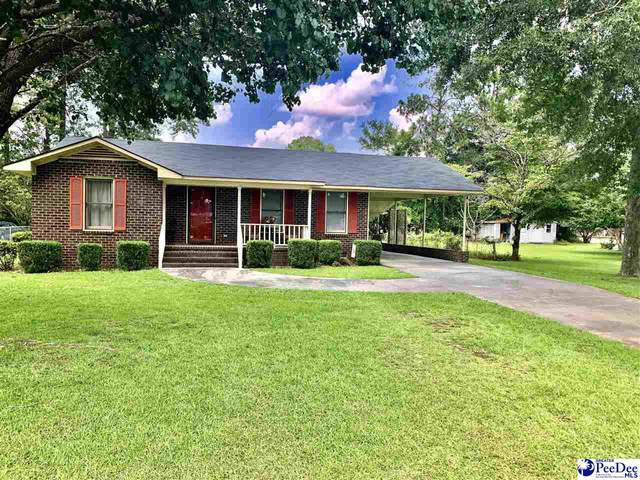 1221 E Cleveland St, Dillon, SC 29536 (MLS #20212565) :: Coldwell Banker McMillan and Associates