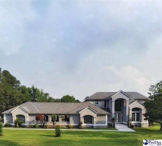 803 Park Circle, Dillon, SC 29536 (MLS #20212568) :: Coldwell Banker McMillan and Associates