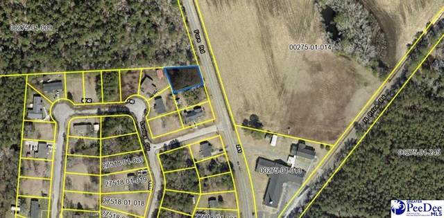 269 Fore Rd, Florence, SC 29501 (MLS #20212572) :: Coldwell Banker McMillan and Associates