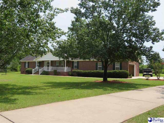 1122 S Wallace Road, Florence, SC 29506 (MLS #20212574) :: Crosson and Co