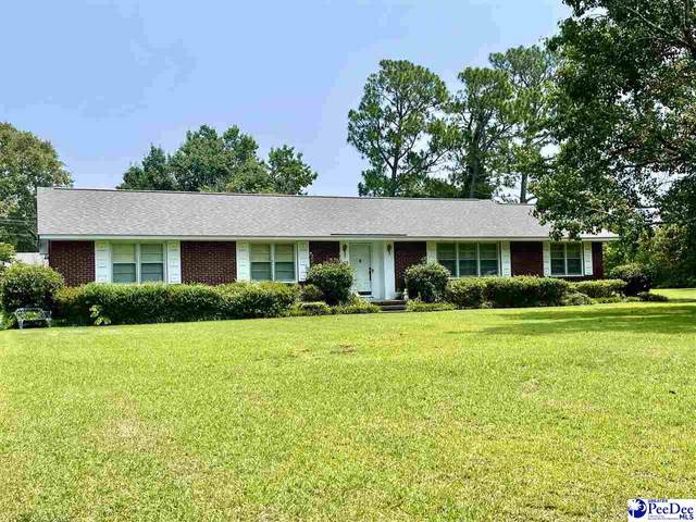 535 Haven Dr, Hartsville, SC 29550 (MLS #20212576) :: Crosson and Co