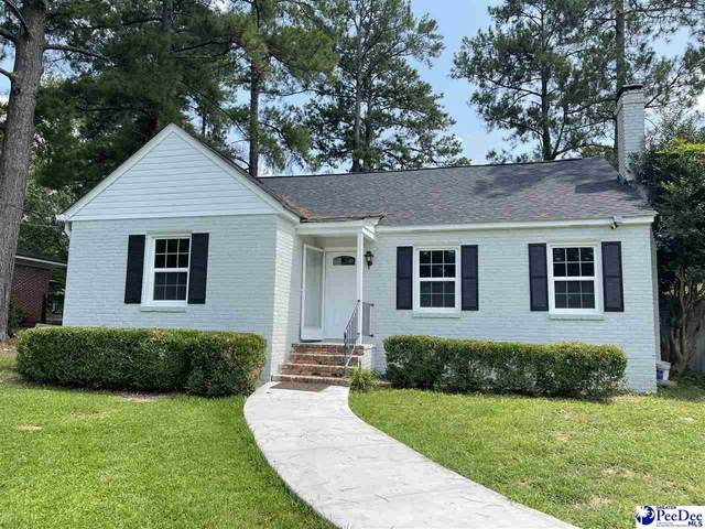 804 Wannamaker Ave., Florence, SC 29501 (MLS #20212587) :: Crosson and Co