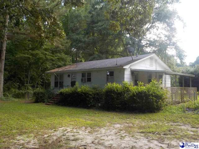 769 Mcguirt Road, Mccoll, SC 29570 (MLS #20212597) :: Crosson and Co