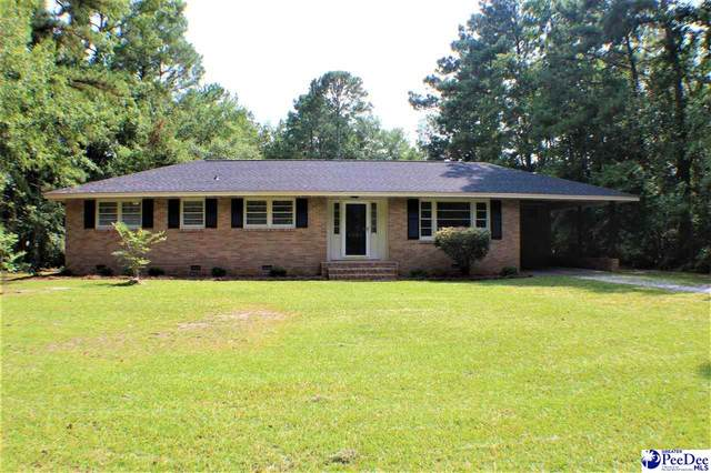 1325 Driftwood Drive, Hartsville, SC 29550 (MLS #20212601) :: Crosson and Co