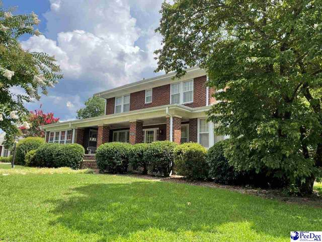 505 W Main Street, Chesterfield, SC 29709 (MLS #20212609) :: The Latimore Group