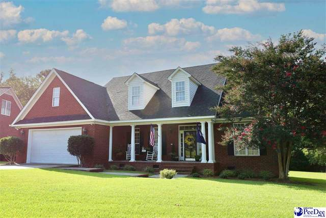 1686 Westview Dr, Florence, SC 29501 (MLS #20212619) :: The Latimore Group