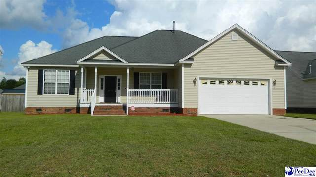 3674 West Pointe Drive, Florence, SC 29501 (MLS #20212621) :: The Latimore Group