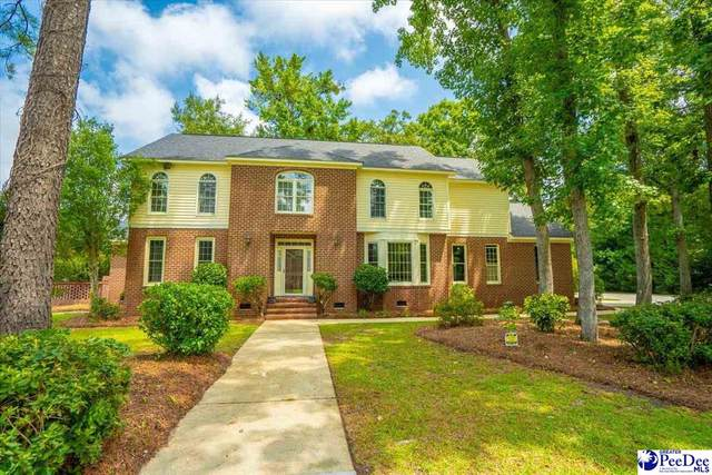 1100 W Meredith Dr., Florence, SC 29505 (MLS #20212660) :: Coldwell Banker McMillan and Associates