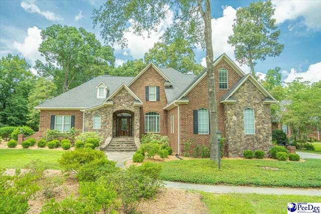535 Prestwick Dr, Florence, SC 29501 (MLS #20212662) :: Coldwell Banker McMillan and Associates