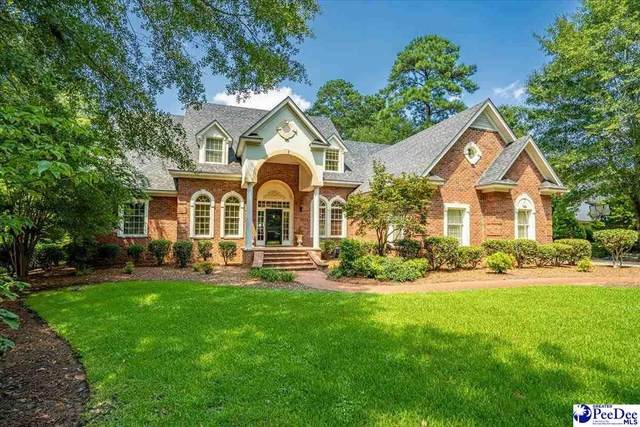 3923 Westbrook Drive, Florence, SC 29501 (MLS #20212665) :: Coldwell Banker McMillan and Associates