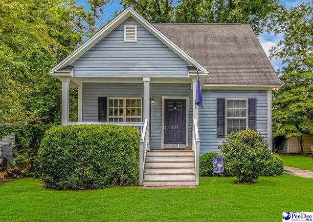 831 Lynwood Dr, Florence, SC 29501 (MLS #20212673) :: Coldwell Banker McMillan and Associates