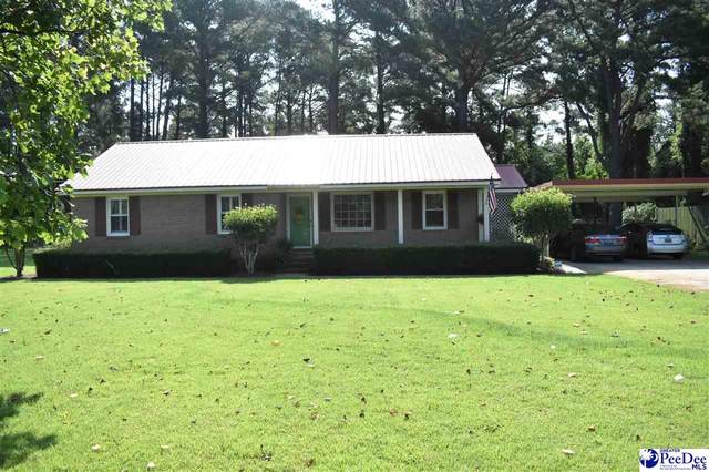 2314 Bridle Path Lane, Timmonsville, SC 29161 (MLS #20212683) :: Coldwell Banker McMillan and Associates