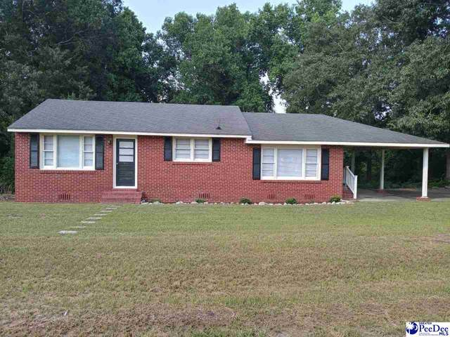 416 Bluff Rd, Hartsville, SC 29550 (MLS #20212708) :: The Latimore Group