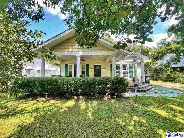524 N Park Street, Mullins, SC 29575 (MLS #20212709) :: The Latimore Group