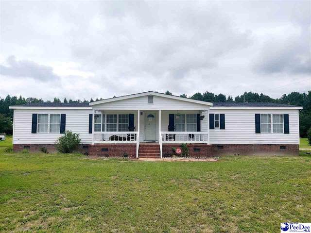 1626 Greenfield Rd, Darlington, SC 29540 (MLS #20212729) :: Crosson and Co