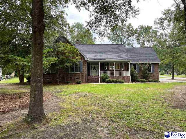 514 Coach Rd, Cheraw, SC 29520 (MLS #20212759) :: Crosson and Co