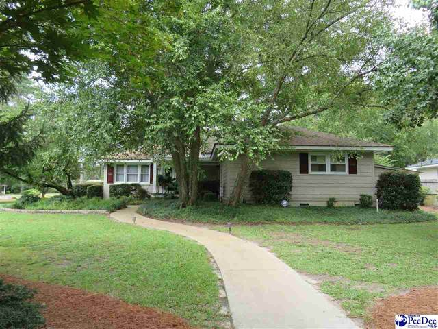 1063 Park Avenue, Florence, SC 29501 (MLS #20212761) :: Crosson and Co
