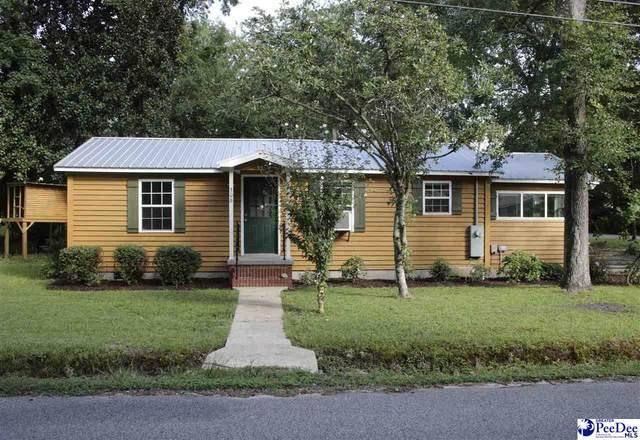 306 Church Street, Olanta, SC 29114 (MLS #20212762) :: Crosson and Co
