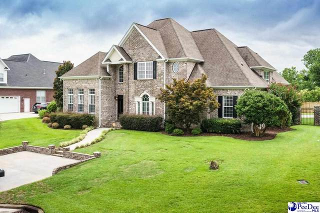 3064 Drakeshore Drive, Florence, SC 29501 (MLS #20212765) :: Coldwell Banker McMillan and Associates